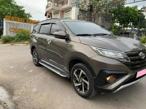 Bán xe Toyota Rush nhập Indonesia 2019 số tự động, màu Xám.