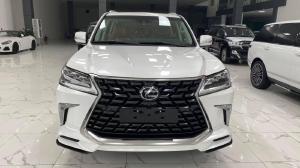 Lexus LX570 Super Sport 2021, mới 100% nhập Trung Đông, bản full, xe giao ngay.