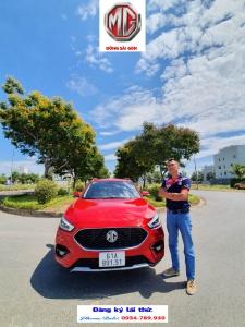 Xe MG ZS Lux+ nhập khẩu Thái Lan 2021 giá cực rẻ