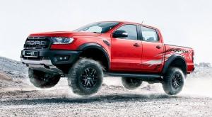 Ford Ranger Raptor X giá gần 1,2 tỉ đồng, nâng cấp thêm tiện nghi