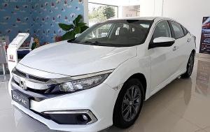 Honda Civic 2021 Mới Có Khởi Động Từ Xa