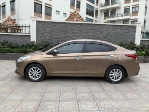 Hyundai Accent 2018 Tự động tư nhân một chủ từ đầu