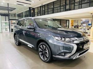 Mitsubishi Outlander 2021 Tại Nha Trang - Khánh Hòa