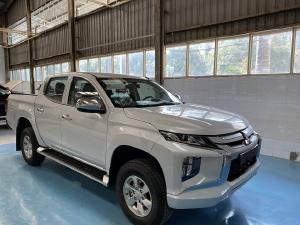 Mitsubishi Triton 2021 Tại Nha Trang - Khánh Hòa