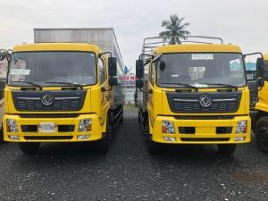 Xe tải DongFeng B180  thùng mui bạt 8 tấn dài 9M5