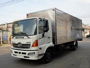 *Bán xe FC9JLTC (2021) 6,3 tấn/ 6,8 m