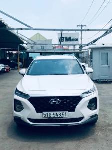 Hyundai Santafe 2.4AT , bản tiêu chuẩn , máy xăng
