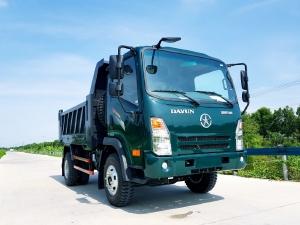 Giá xe ben chiến thắng 5,8 tấn DY5,8/TD1 euro4 YN33CRD1