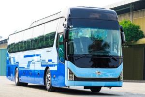 Xe khách Samco Wenda LD 47 chỗ ngồi - Động cơ 340Ps