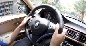 Những điều nhất định phải làm khi cầm lái xe ô tô lạ