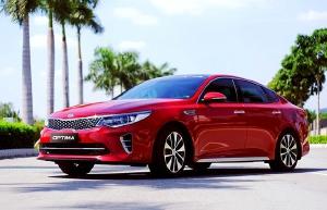 10 mẫu xe ô tô bán chậm nhất tháng 3/2021