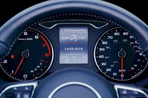 Cách tính mức tiêu hao nhiên liệu thực tế của xe ô tô
