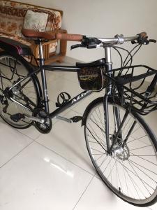 Cần bán 1 xe đạp touring dáng cổ điển mới 100%