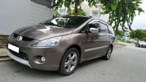 cần bán Mitsubishi Grandis 2011, số tự động, Full option, màu xám
