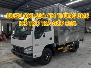 Giá Xe Tải Isuzu QKR 230 1T4 Thùng Kín 2021 Trả Góp