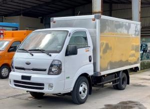Giá xe tải Frotier K250 E4 thùng kín, dòng xe được ưu chuộn nhất thị trường phân khúc tải nhẹ máy dầu, hỗ trợ trả góp