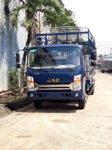 Gía xe tải JAC N650 6.5 TẤN thùng bạt dài 6.2m đời 2021