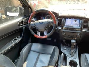Ford Ranger Wildtrak Biturbo 2019 Trắng