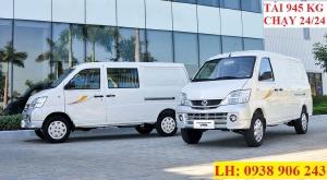 Thaco Towner Van 2s 2 Chỗ Tải Trọng 945 Kg Chạy Được Giờ Cao Điểm