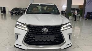 Bán Lexus Lx570 Super Sport nhập Trung Đông, bản full nhất, sản xuất 2021. xe có sẵn giao ngay.