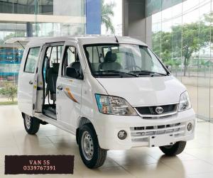 Thaco Towner Van 5S (5 vị trí chổ ngồi) tải trọng 750Kg, di chuyển 24/24 trong thành phố