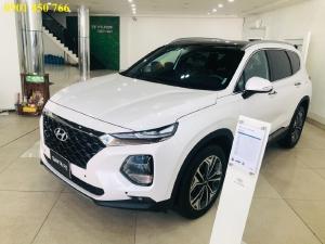 Hyundai Santafe Xăng Cao Cấp Tặng 100% Phí Trước Bạ
