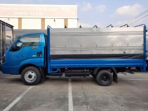 Xe tải Kia Frontier K250 thùng mui bạt 3 bửng, giá ưu đãi, hỗ trợ trả góp 75%