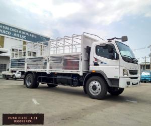 Xe tải Mitsubishi Fuso FI170L xe tải trung cao cấp chất lượng bền bỉ, xuất xứ Nhật Bản hổ trợ trả góp 75%