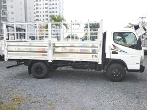 Xe tải Mitsubishi Fuso Canter 6.5 tải trọng 3,4T xe tải trung chất lượng Nhật Bản. Hổ trợ trả góp 75%