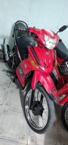 Yamaha taurus, đỏ đen, êm đẹp