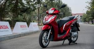 Triệu hồi hơn 1300 xe Honda SH300i tại Việt Nam