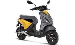 Piaggio One - xe máy điện sắp ra mắt châu Á