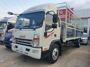Xe tải Jac N900 9 tấn: giá lăn bánh, thông số kỹ thuật, đánh giá xe