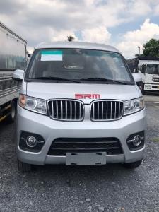 Xe SRM NEW Dongben X30 Van 2 chỗ 930kg chạy TP24/24, động cơ 1.5L, Sẵn máy lạnh, Màn hình, Camera,...