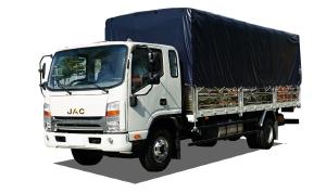 Gía xe JAC N650 6T5 đời 2021 bán trả góp ngân hàng đến 7 năm