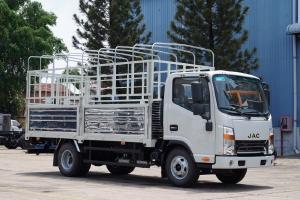 JAC N200 động cơ isuzu tải 1t9 thùng dài 4m4