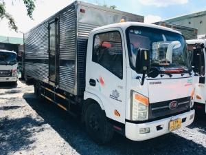 Cần bán thanh lý xe tải Veam 1t9 thùng dài 6m đời 2017 cũ giá rẻ