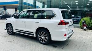 Bán xe Lexus LX 570 Super Sport MBS 4 ghế siêu vip, sản xuất 2021, giao ngay toàn quốc.