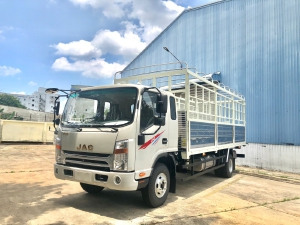 Xe tải jac 6t5 thùng dài 6m2