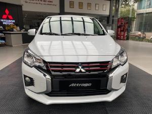 Mitsubishi Attrage CVT 2021 Giảm Giá Đặc Biệt Tháng 6 - Giao Xe Ngay
