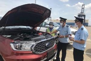 Ô tô nhập khẩu về cảng TPHCM vẫn tăng bất chấp dịch COVID-19