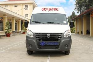 Xe tải Gaz nhập khẩu nguyên chiếc từ NGA