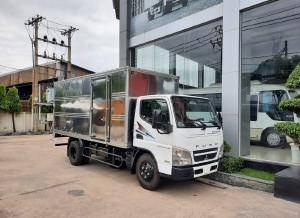 Xe tải Mitsubishi Fuso Canter 4.99, xe tải Nhật Bản, chất lượng Nhật Bản.