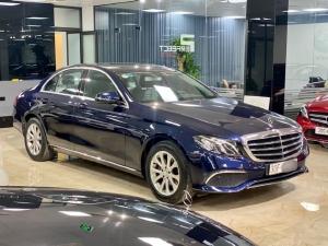 Mercedes_E200_Xanh Cavansai 2017