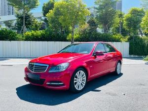 Mercedes C250 Exclusive đăng ký 2013 đi ít