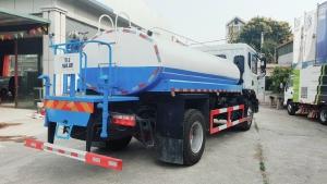 Bán xe tưới cây rửa đường 9 khối dongfeng nhập khẩu năm 2021