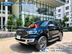 Ford Everest 2021 Khuyến Mãi lên tới 100 triệu