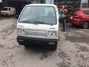 Suzuki Blind Ván - Kinh tế