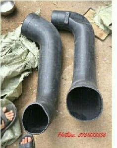 ống nối cổ hút gió xe ben howo cabin hw76