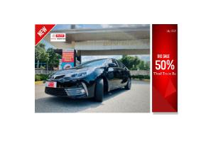 Cần Bán Toyota Corolla Altis 1.8G CVT - Gía Tốt- Bảo hành chính hãng